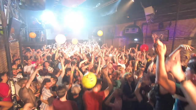 people dancing in heaven nightclub, london, on the day all coronavirus lockdown restrictions were lifted in england - young adult stock videos & royalty-free footage