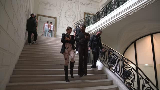 FRA: General Views - Paris Fashion Week - Haute Couture Fall/Winter 2021/2022