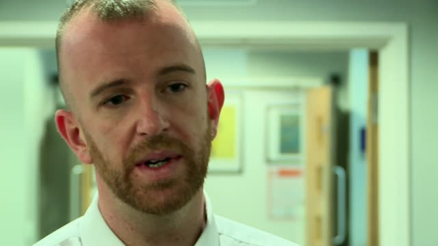 people living with hiv in the uk; tyne and wear: sunderland: anonymous hiv positive man interview sot [actor's voice] - i kind of am ashamed because... - retrovirus video stock e b–roll