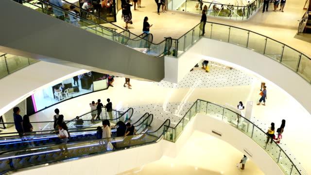 people moving on escalator. - plug socket stock videos and b-roll footage