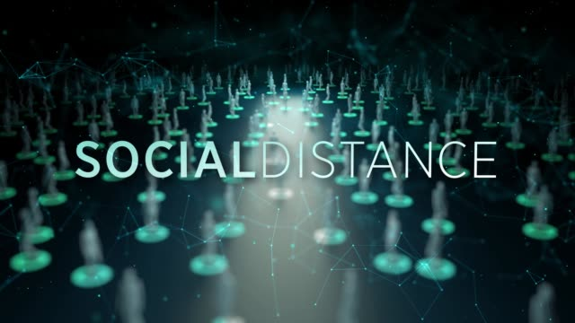 4k människor nätverk, social avståndstagande - social gathering bildbanksvideor och videomaterial från bakom kulisserna