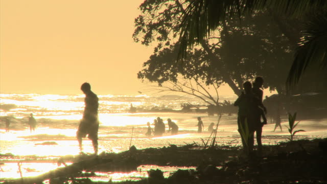 people on the beach - see other clips from this shoot 1157 stock videos & royalty-free footage