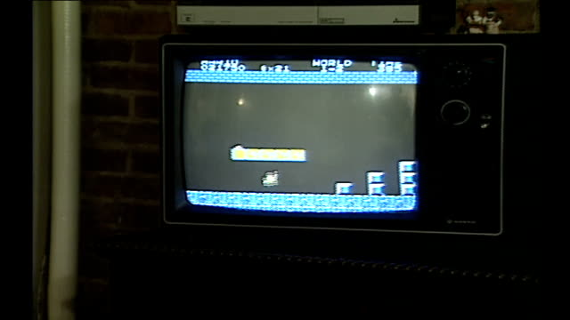 People Playing Nintendo