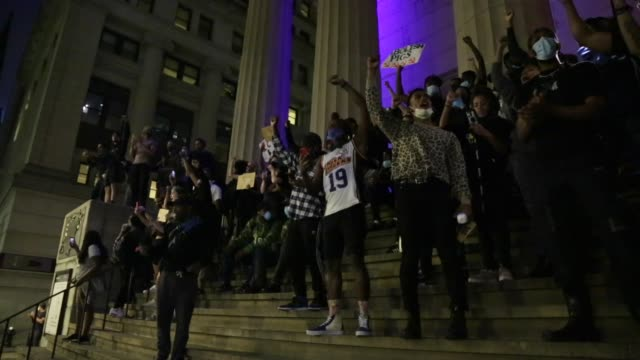 MN: Protests Spread Worldwide After Killing Of George Floyd