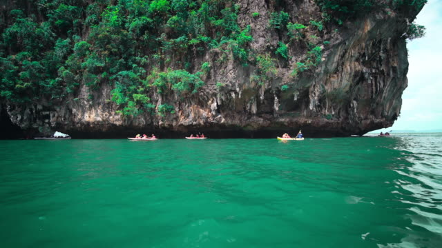 People travel in Phuket island famous place