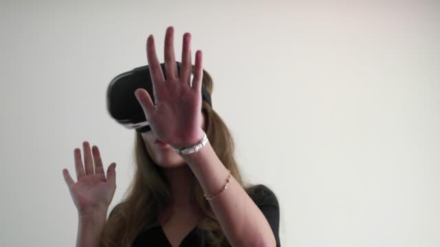 People Using Virtual Reality - Brief