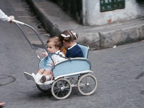 people walk along the streets of gibraltar. - gibraltar bildbanksvideor och videomaterial från bakom kulisserna