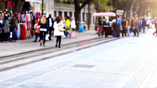 HD: Menschen Walking