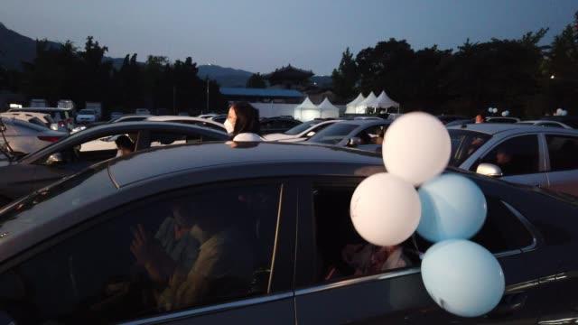 KOR: South Koreans Perform At Gyeongbokgung Palace Amid The Coronavirus Pandemic
