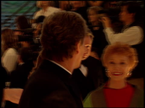 people's choice awards 98 cam 1a arrivals at the 1998 people's choice awards arrivals at barker hanger in santa monica, california on january 11,... - people's choice awards stock-videos und b-roll-filmmaterial