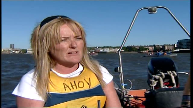 People's Millions Children's sailing charity spends winnings Mandy Corcoran interview SOT