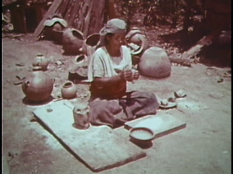 1961 peoples of mexico - mayan stock videos & royalty-free footage