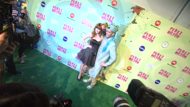 perez hilton at perez hilton's mad hatter tea party birthday celebration on 3/24/2012 in los angeles ca - mad hatter stock videos and b-roll footage