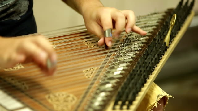 performance - musical instrument string stock videos and b-roll footage