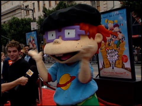 Performer at the 'Rugrats in Paris' Premiere at Grauman's Chinese Theatre in Hollywood California on November 5 2000