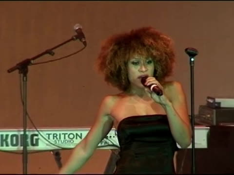 performs at the starlite gala 2011 on august 06 2011 in marbella spain - oceana stock videos & royalty-free footage