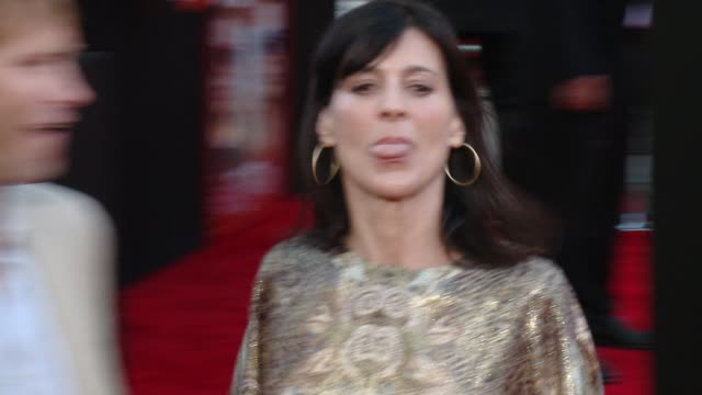 perrey reeves at 22 jump street los angeles premiere at regency village theatre on june 10 2014 in westwood california - regency style stock videos and b-roll footage