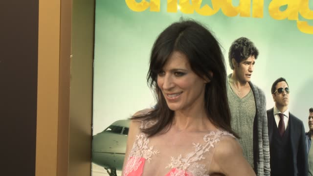 Perrey Reeves at Entourage Los Angeles Premiere at Regency Village Theatre on June 01 2015 in Westwood California