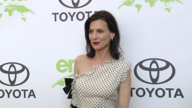 vidéos et rushes de perrey reeves at the 28th annual environmental media awards in los angeles, ca 5/22/18 - environmental media awards