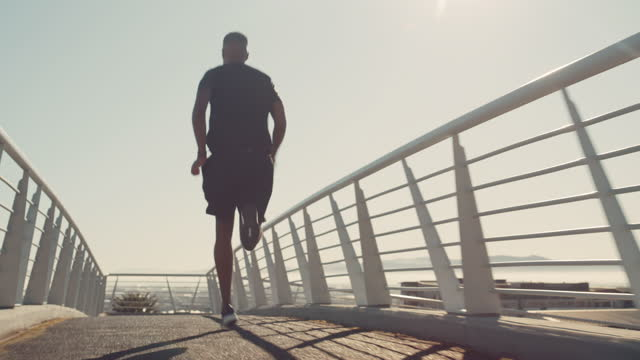 perseverance leads to great things - running stock videos & royalty-free footage