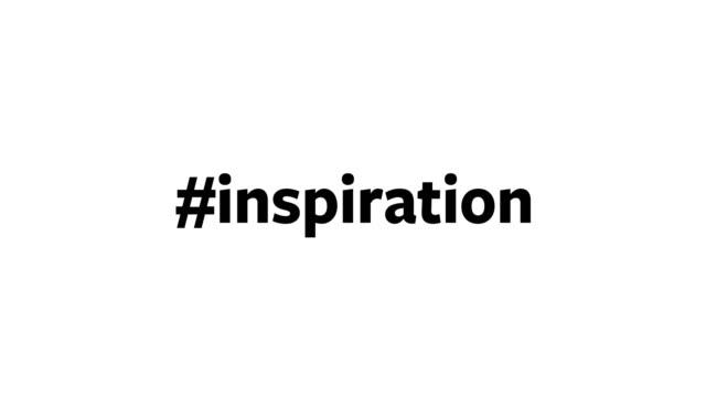 """en person typer """"#inspiration"""" på sin datorskärm - staket bildbanksvideor och videomaterial från bakom kulisserna"""