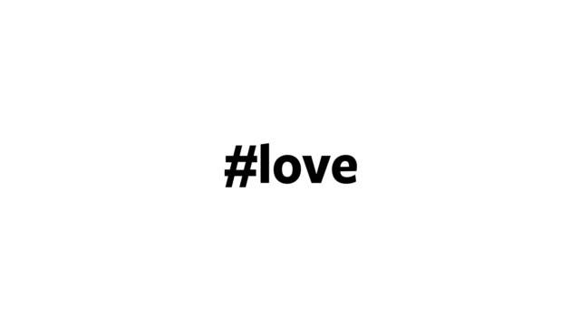"""en person typer """"#love"""" på sin datorskärm - staket bildbanksvideor och videomaterial från bakom kulisserna"""