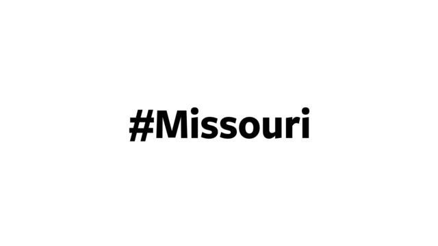 """a person types """"#missouri"""" on their computer screen - jefferson national expansion memorial park stock videos & royalty-free footage"""