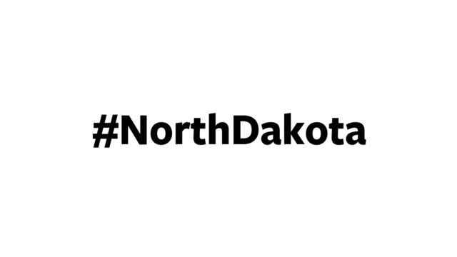 "a person types ""#northdakota"" on their computer screen - bismarck north dakota stock videos & royalty-free footage"