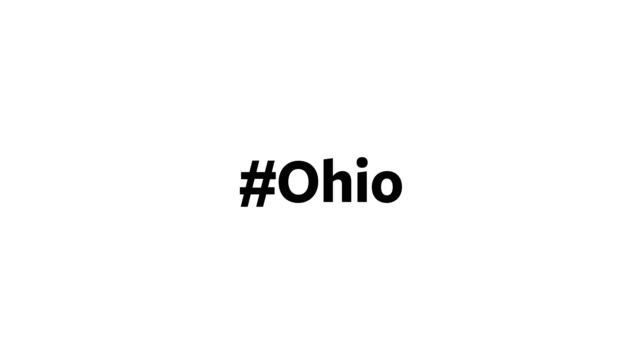 "a person types ""#ohio"" on their computer screen - typescript stock videos & royalty-free footage"