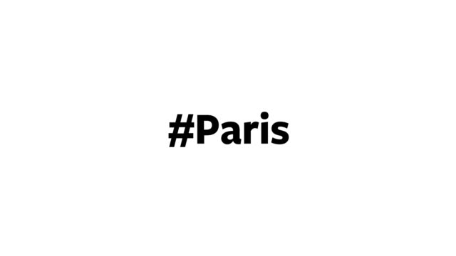 "a person types ""#paris"" on their computer screen - capital cities stock videos & royalty-free footage"