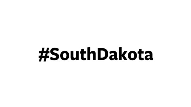 """a person types """"#southdakota"""" on their computer screen - mt rushmore national monument stock videos & royalty-free footage"""