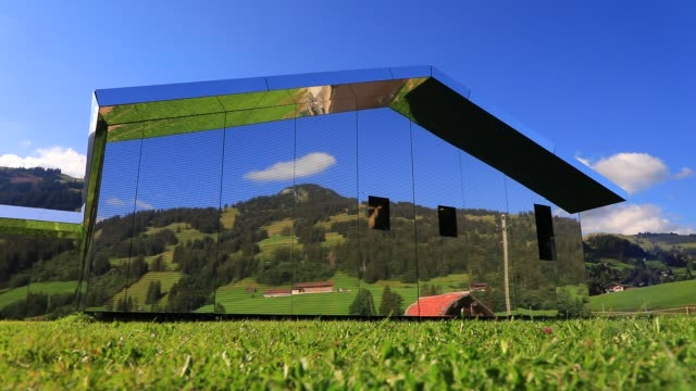 "CHE: ""Mirage Gstaad"" By Doug Aitken On Display In Switzerland"