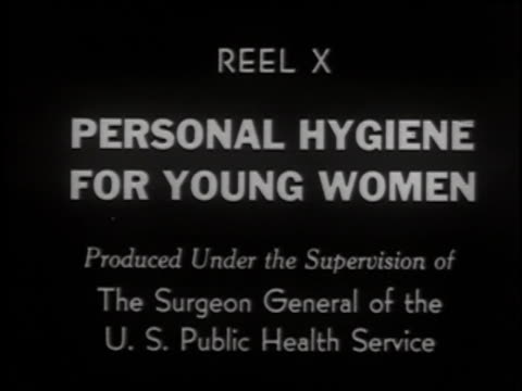 personal hygiene for young women - 1 of 13 - see other clips from this shoot 2391 stock videos & royalty-free footage