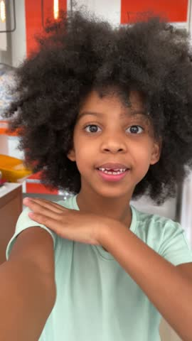 personal perspective of a young girl dancing and recording - live broadcast stock videos & royalty-free footage