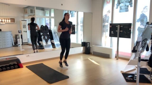 ITA: Gym Reopening In Milan