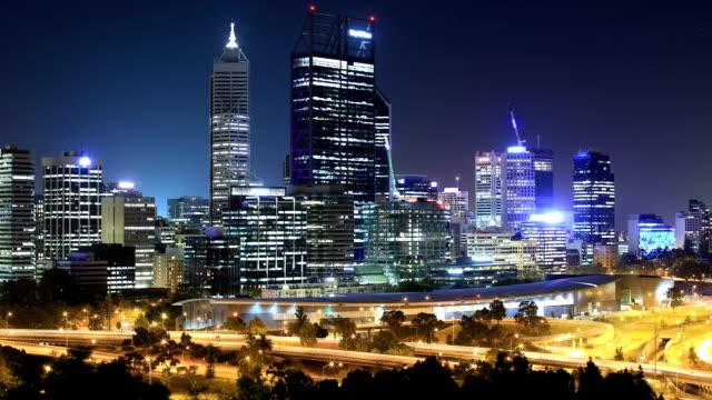 Perth, WA, Australia: Slow Pan
