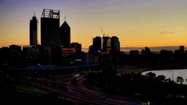 Perth, WA, Australia: Sunrise