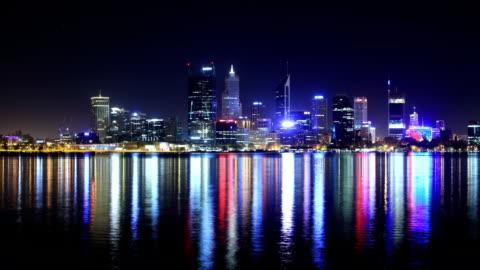 perth, wa, australia - finanskvarter bildbanksvideor och videomaterial från bakom kulisserna