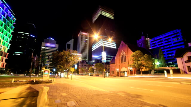 perth, wa, australia - downtown stock videos & royalty-free footage
