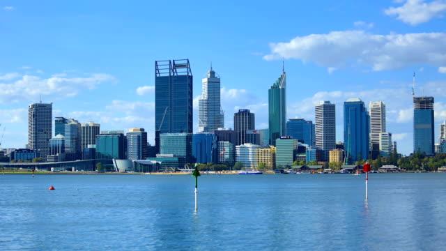 perth, wa, australia - financial district stock videos & royalty-free footage