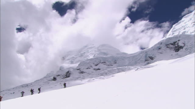 Peru Andes Huascarán