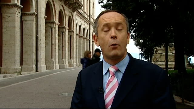 reporter to camera - perugia stock videos & royalty-free footage