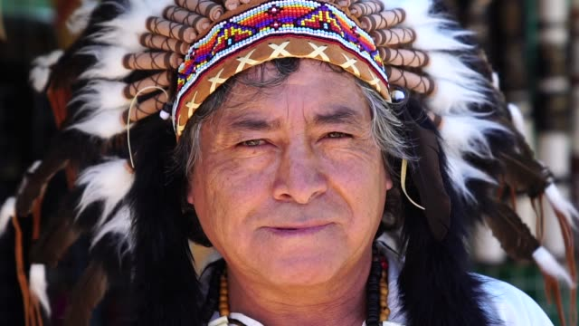 peruvian man with traditional clothes - indigenous culture stock videos & royalty-free footage
