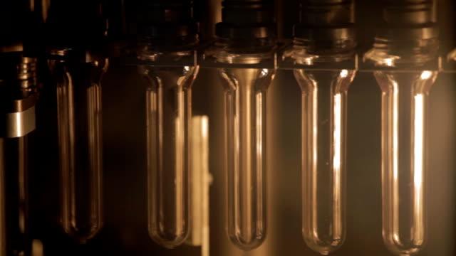 Pet bottle production