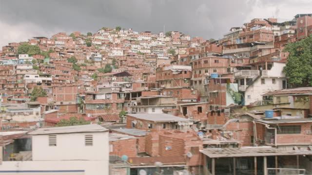 petare - caracas - 南アメリカ点の映像素材/bロール