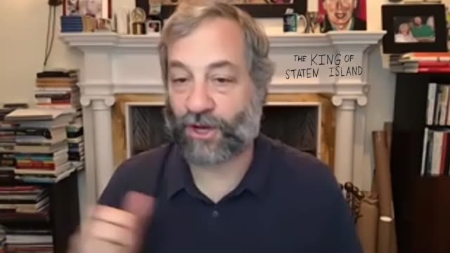 pete davidson and director judd apatow discuss exploring mental health and ensuring boundaries in new film the king of staten island which is a... - biography stock videos & royalty-free footage