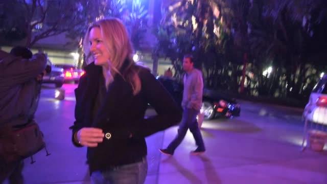 pete sampras bridgette wilsonsampras arrive at the maroon 5 concert in los angeles 03/15/13 - pete sampras stock videos & royalty-free footage