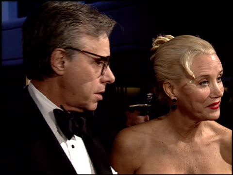 peter bogdanovich at the 1995 golden globe awards at the beverly hilton in beverly hills california on january 21 1995 - 1995 stock videos & royalty-free footage