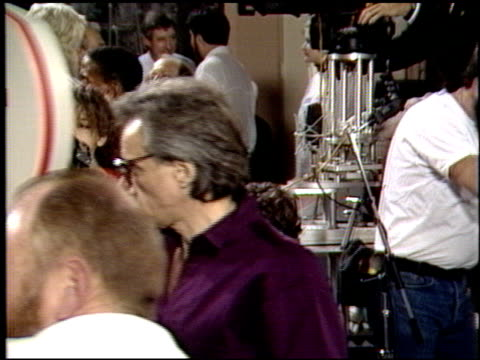 peter bogdanovich at the armenian relief video at paramount studios in hollywood, california on january 29, 1989. - ピーター・ボグダノヴィッチ点の映像素材/bロール