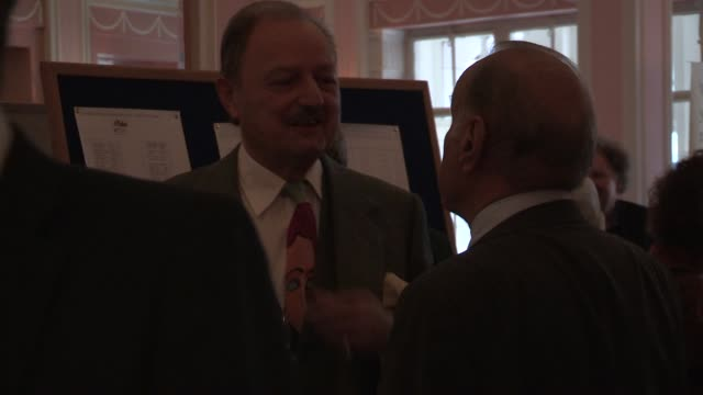 peter bowles geoffrey palmer the oldie's at simpsons in the strand on february 12 2013 in london england - geoffrey palmer stock videos and b-roll footage